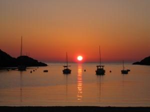 SunsetCalaVadella