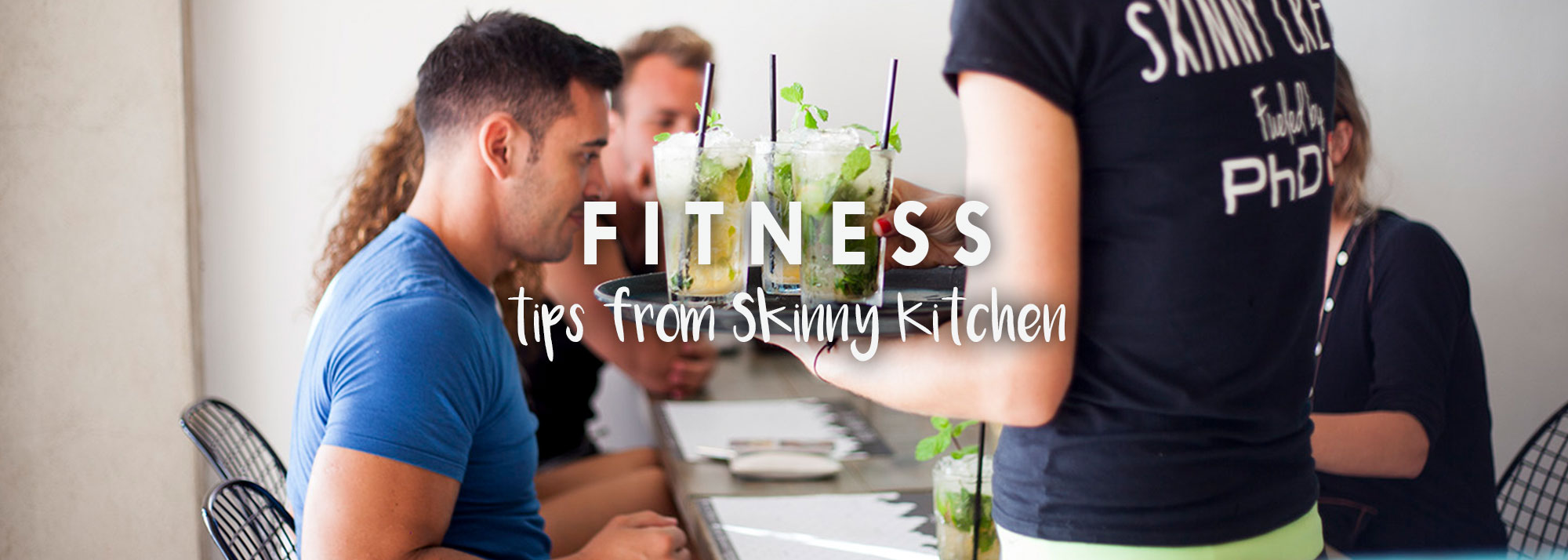 Fitness & Weightloss tips with The Skinny Kitchen