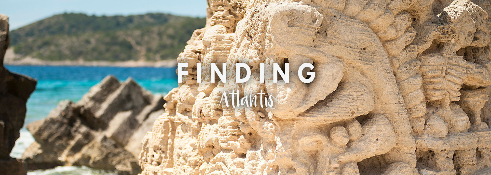 Finding atlantis with Lani James-Mufa
