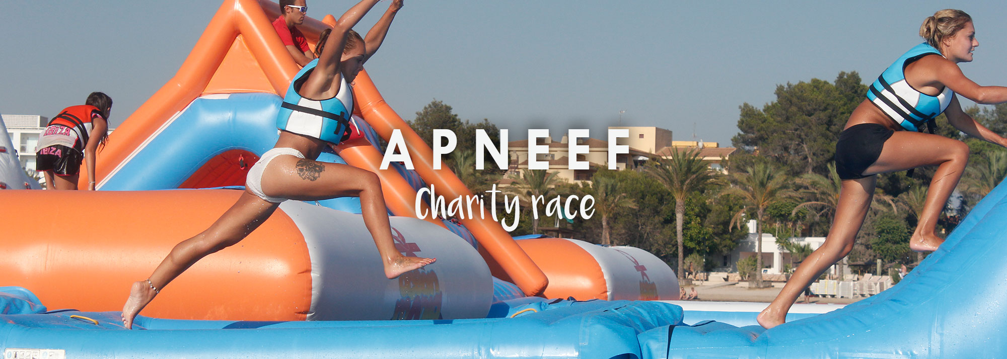 APNEEF Charity Race!