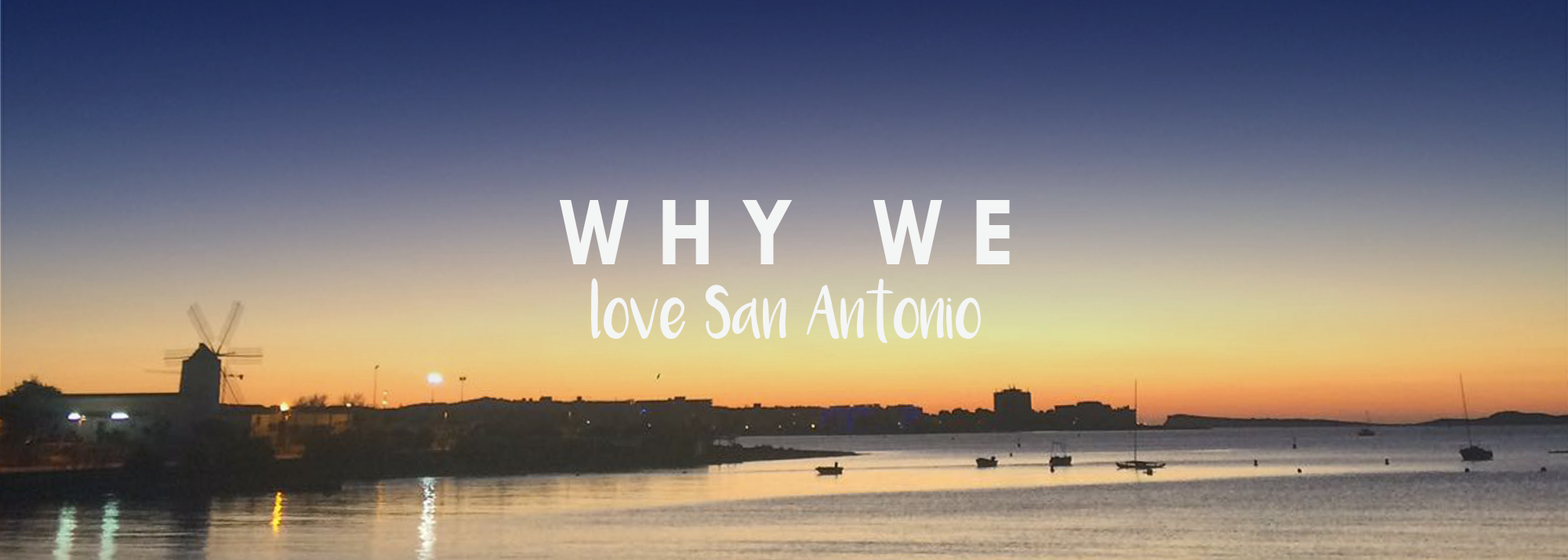 Why We Love San Antonio!