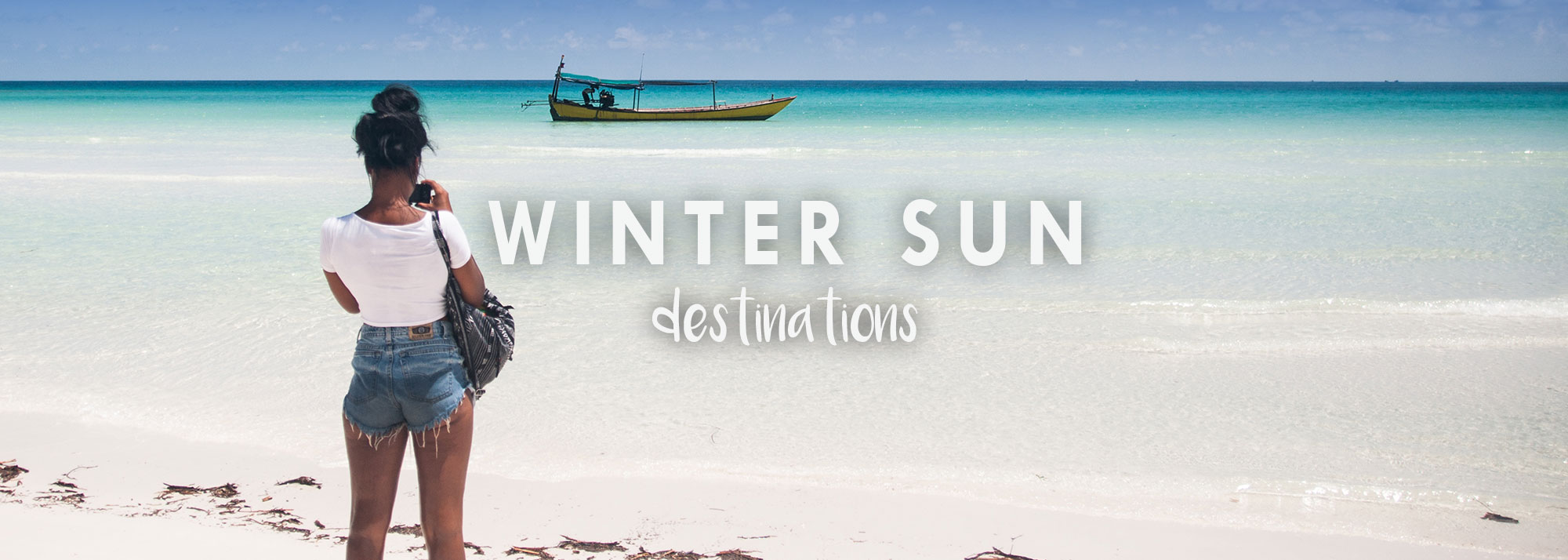 Our top winter sun destinations 2017!