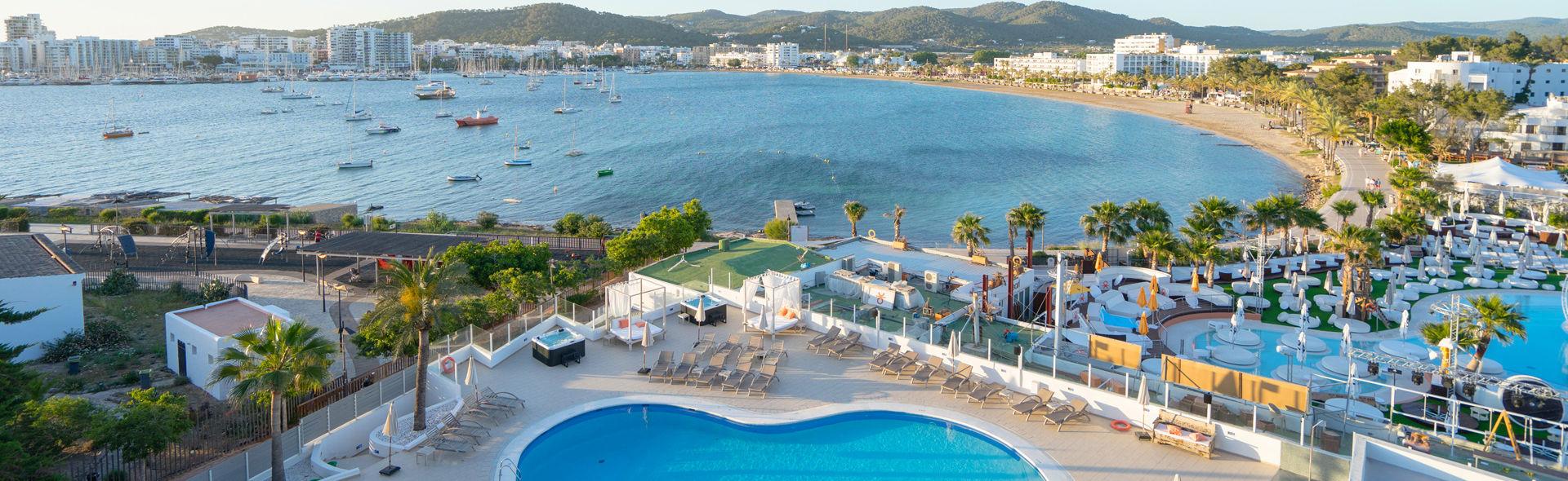 THB Ocean Beach - O Beach Ibiza