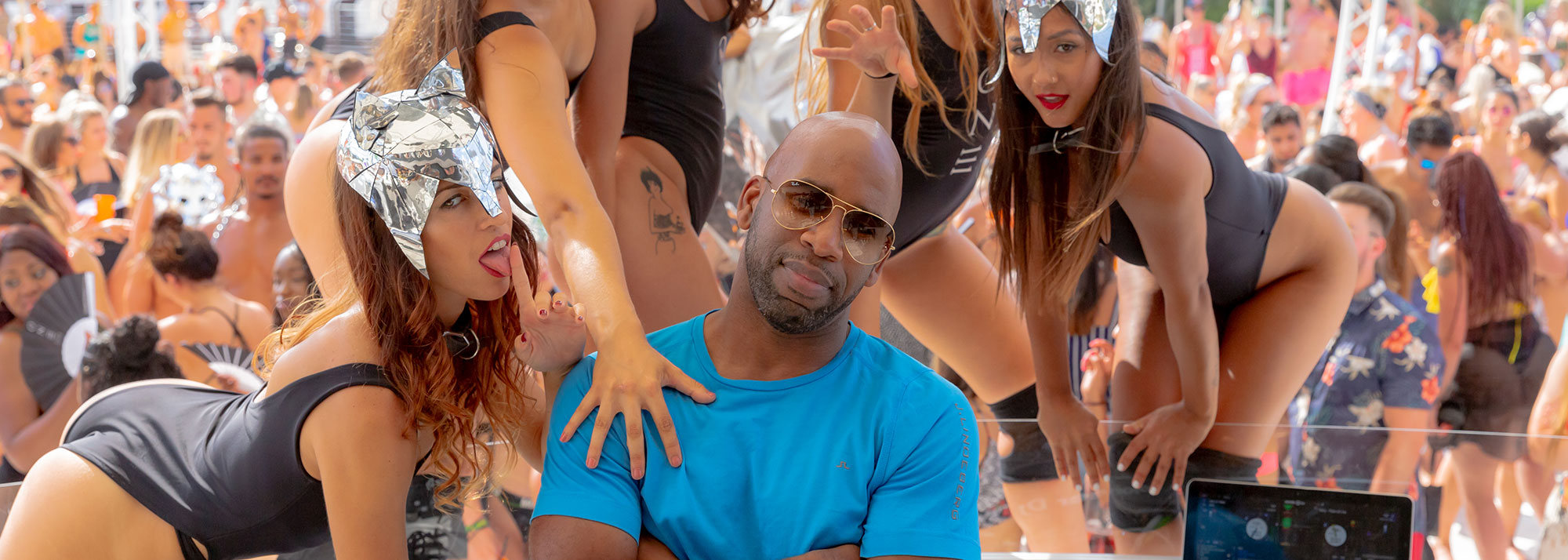 ONE word with DJ Spoony