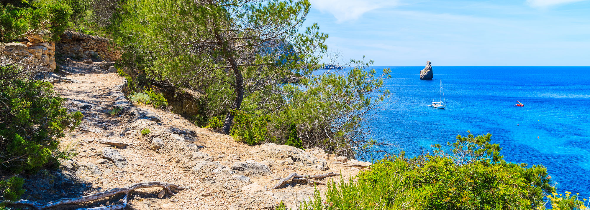 The best places to hike in Ibiza