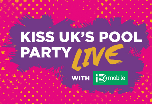Kiss Pool Party Live with ID Mobile