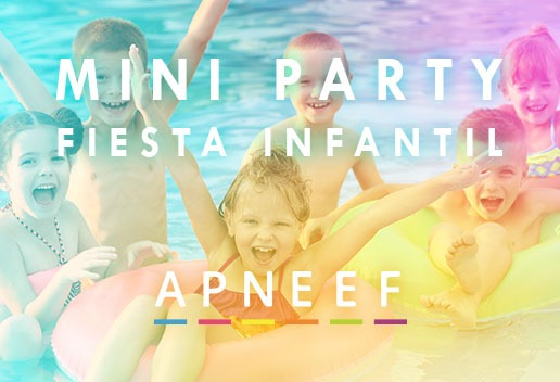 APNEEF KIDS PARTY
