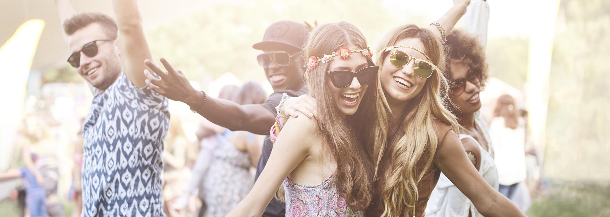 Summer-filled Summer Festivals