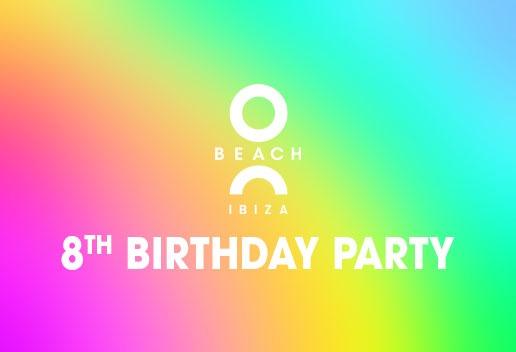 8th Birthday Party