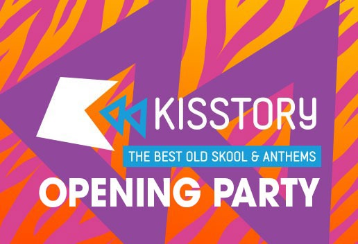 Kisstory Opening with AJ King