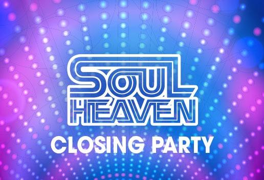 Soul Heaven Closing
