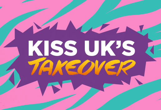 KISS UK TAKEOVER