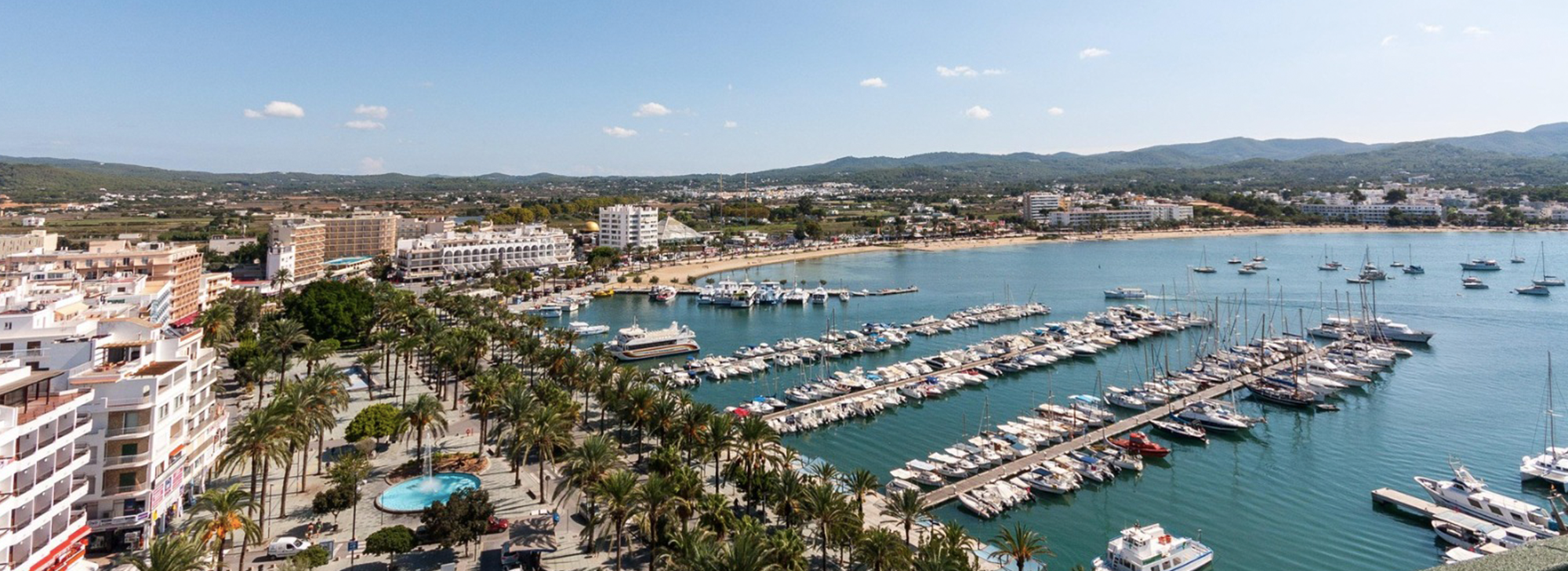 Neighbourhoods to check out in Ibiza