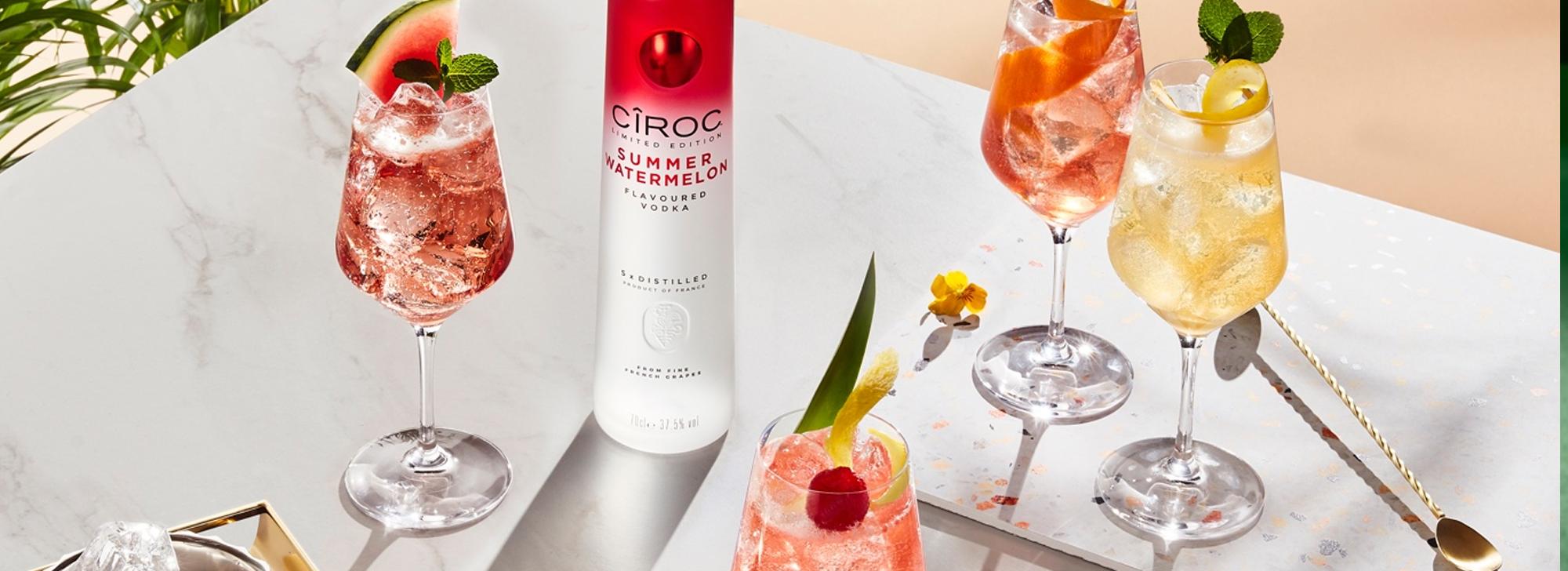 How to Make Cîroc Cocktail Recipes at Home